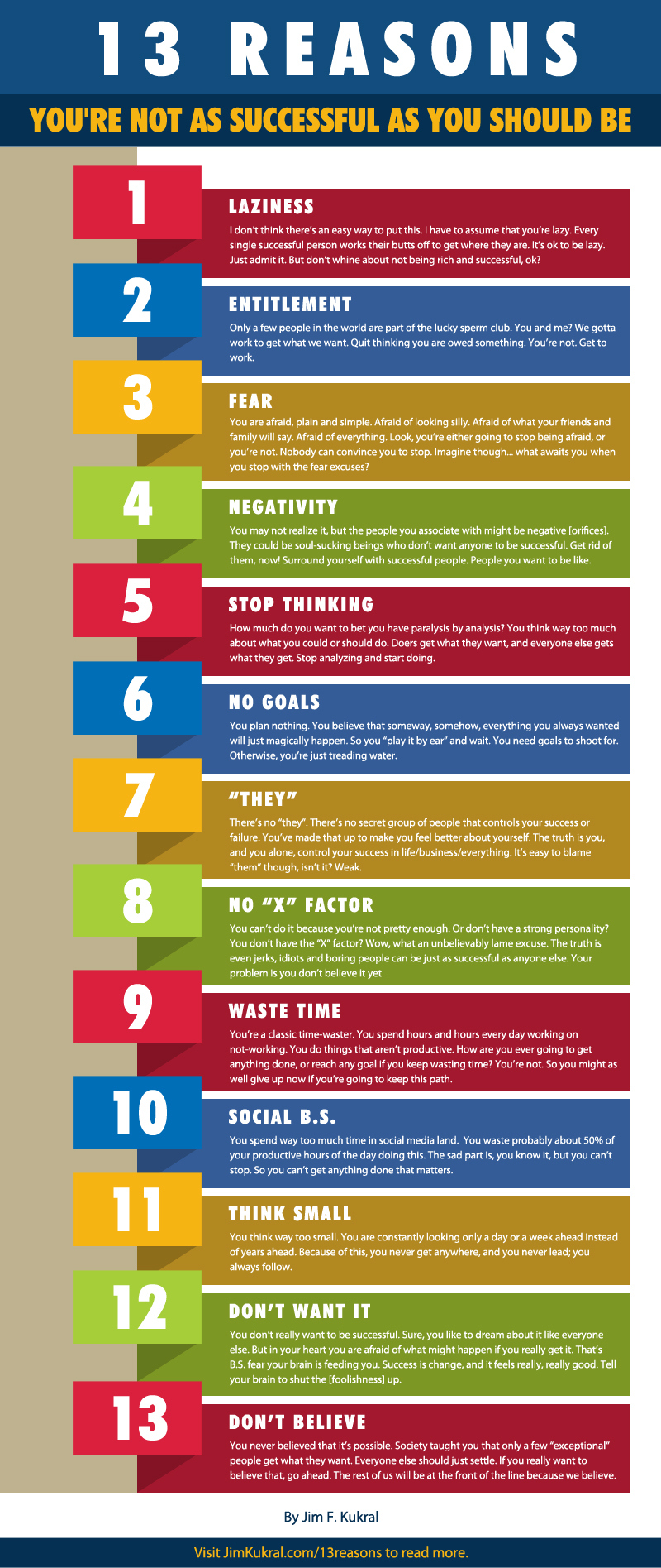 An Infographic To Tell You How Your Brain Works And T
