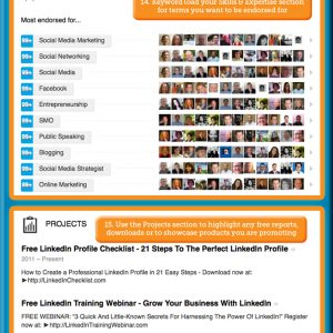 How to Create a Killer LinkedIn Profile {Infographic}
