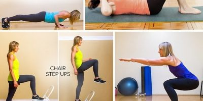 7 Minute HIIT Workout {Infographic}