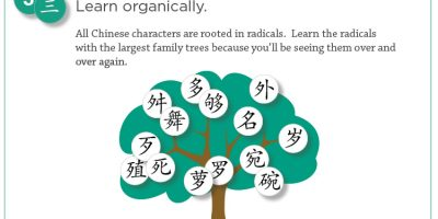 Easier Way To Learn Chinese {Infographic}