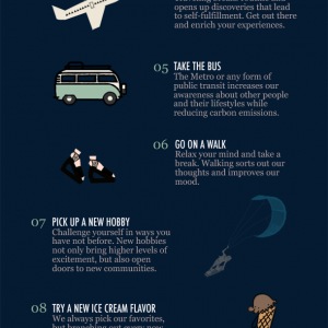 How to Keep Your Creativity Flowing {Infographic}