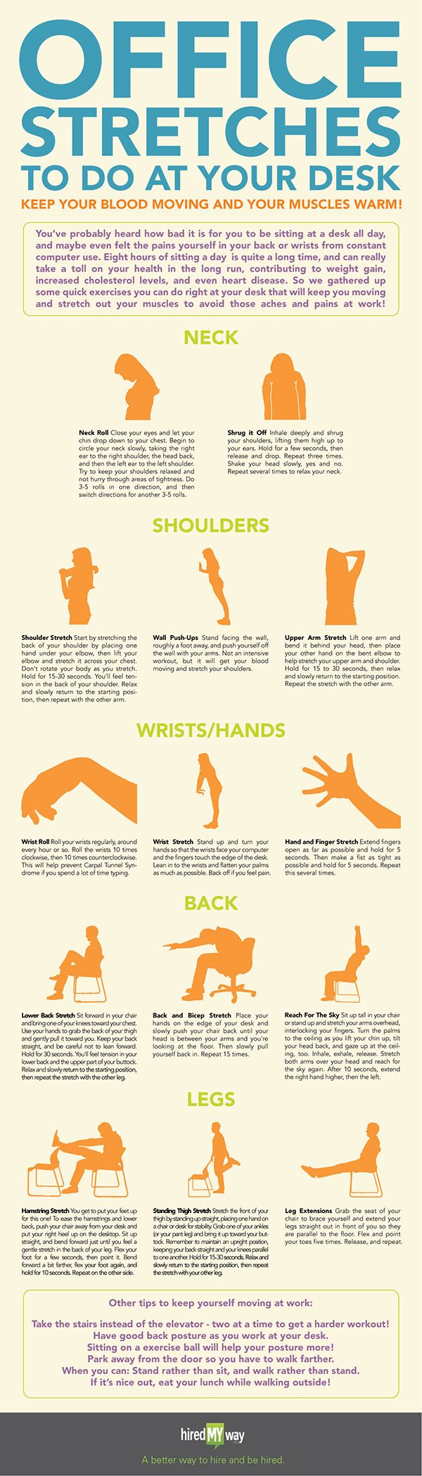 Office Stretches To Do At Your Desk {infographic}  Best. Different Desks. Plastic Desk Cover. Desk Carrel. Queen Bed With Drawers Underneath Ikea. It Help Desk Specialist Job Description. 42 Inch Round Table Top. Office Workstation Desk. Manicure Desk