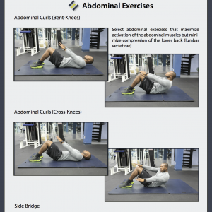 Exercises to Help Prevent Back Pain {Infographic}
