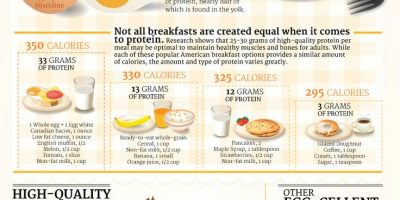 Have a Better Breakfast with Eggs {Infographic}