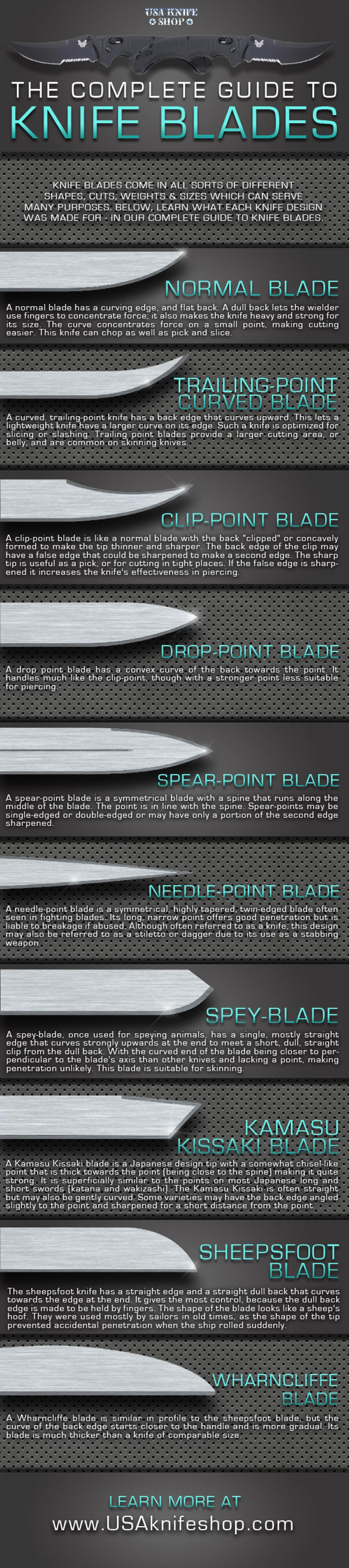knife blade