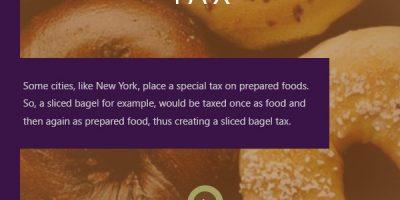 11 Strange & Unusual Taxes {Infographic}
