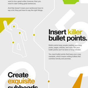 What Your Blog Posts Need {Infographic}