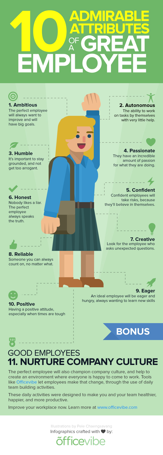 what motivates different generations of employee infographic what makes a great employee infographic