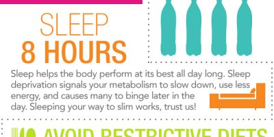 How to Speed Up Your Metabolism {Infographic}