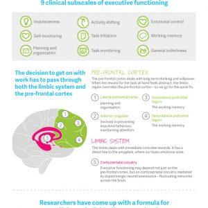 The Science of Procrastination Infographic