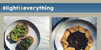 Tips for Snapping Food on Instagram {Infographic}