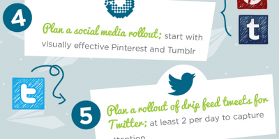 10 Tips To Get Your Infographic Shared