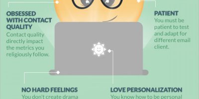 8 Personality Traits of Top E-mail Marketers {Infographic}