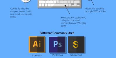 Web Developer vs. Web Designer {Infographic}
