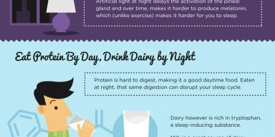 Become a Morning Person {Infographic}