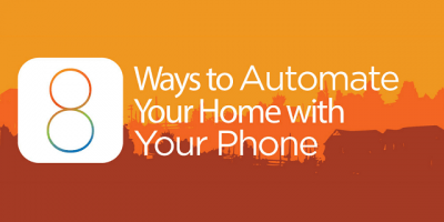 Automate Your Home with Your Phone [Infographic]