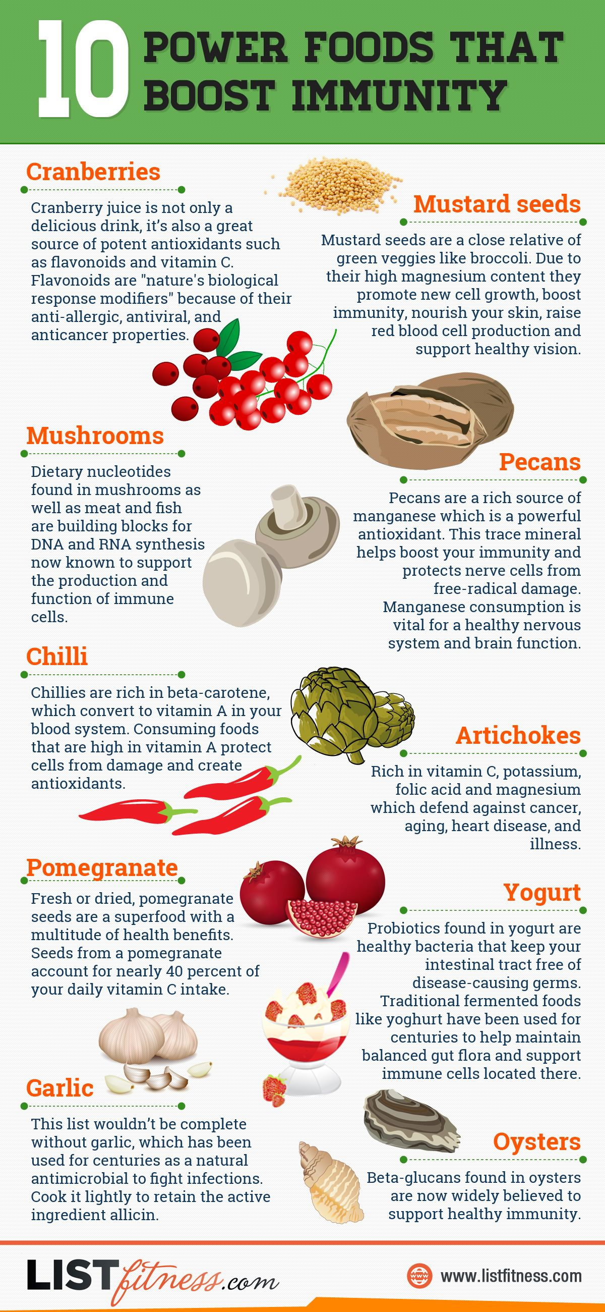 What Foods To Eat To Boost Your Immune System