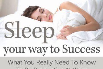 sleep-to-success