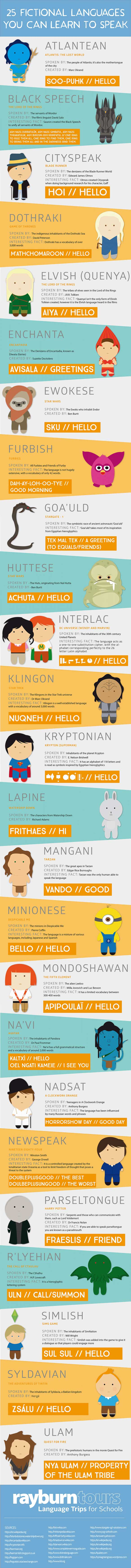 fictional-language