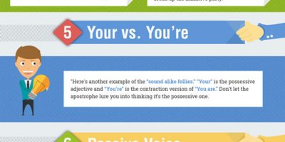 10 Common Grammar Mistakes & How To Avoid Them