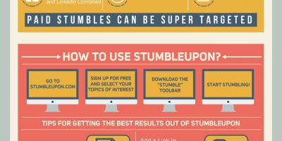How to Use StumbleUpon to Drive Traffic