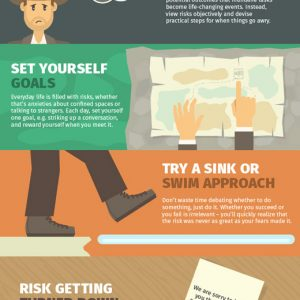 Why You Should Start Taking Risks {Infographic}