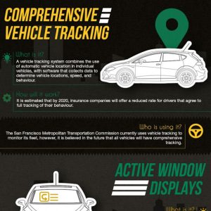The Future of Driving {Infographic}