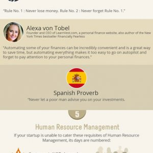 Why Startups Fail {Infographic}
