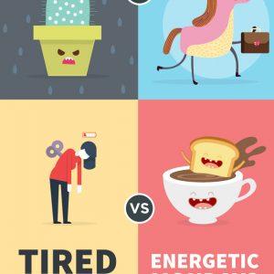 Job vs. Career {Infographic}
