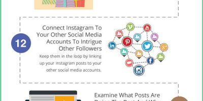 25 Ways to Get Highly Engaged Instagram Followers {Infographic}