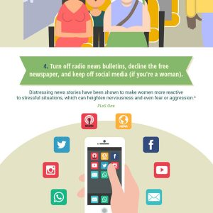 Science Behind A Happier Commute {Infographic}