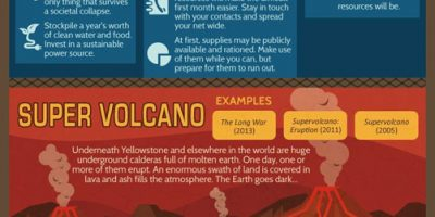 Surviving the Apocalypse [Infographic]