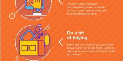 How to Use Breaks to Be More Productive [Infographic]