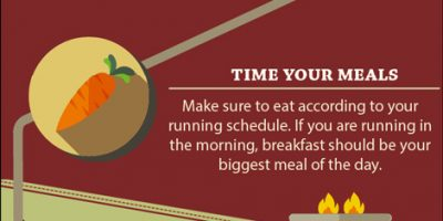 13 Running Tips for Weight Loss [Infographic]