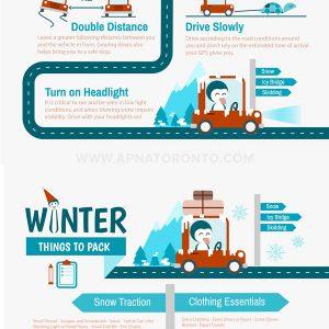 Winter Driving Tips [Checklist]