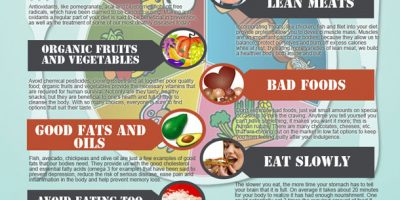 Healthy Eating Facts [Infographic]