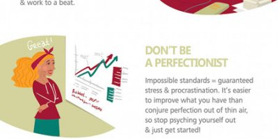 16 Ways To Stay Motivated To Get More Done [Infographic]