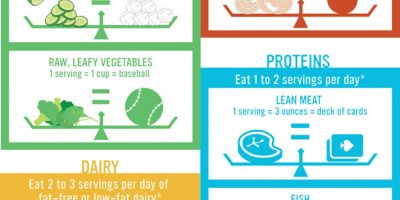 What Does One Serving Size Look Like [Infographic]