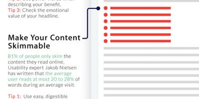 Guide to Writing Engaging Content [Infographic]