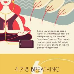 Must Try Sleep Relaxation Techniques [Infographic]