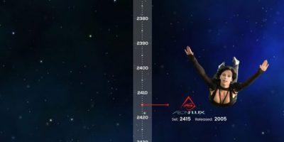 Sci-Fi Timeline Infographic