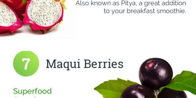 12 Healthy Foods You're Missing Out On [Infographic]