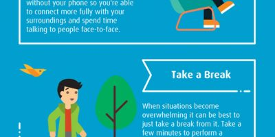 Ways to Improve Your Mental Health [Infographic]