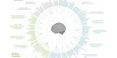 Cognitive Biases Visualized [Infographic]