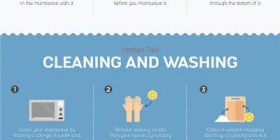 Lifesaving Kitchen Hacks [Infographic]