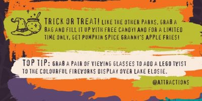 Ultimate Guide to Halloween at Florida Parks [Infographic]