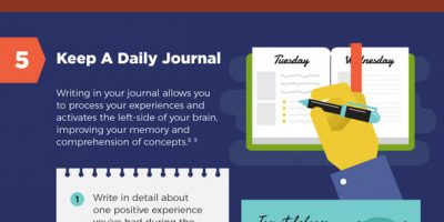 9 Daily Rituals To Boost Your Work Performance [Infographic]