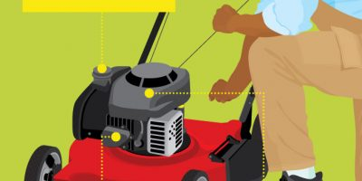 Fixing Your Mower [Infographic]