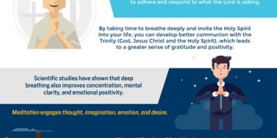 Finding Peace and Calm in a Chaotic World [Infographic]