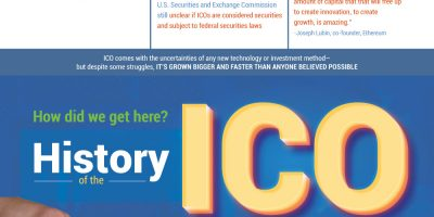 The Rise of the ICOs [Infographic]